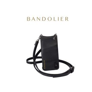 Bandolier iPhone X case & wallet